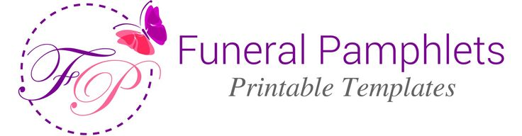 Download funeral program templates for the Service. #buyfuneralprogramsonline #orderfuneralprogramsonline at Funeralpamphlets.com