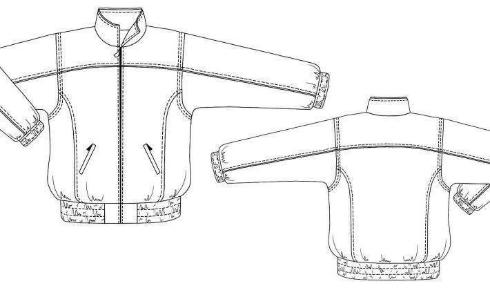 desain jaket kelas ips yang bagus ipa terbaru yg menarik keren terbaik 2013 2011 abu-abu adidas baseball buat contoh cara membuat untuk cdr gambar help 3