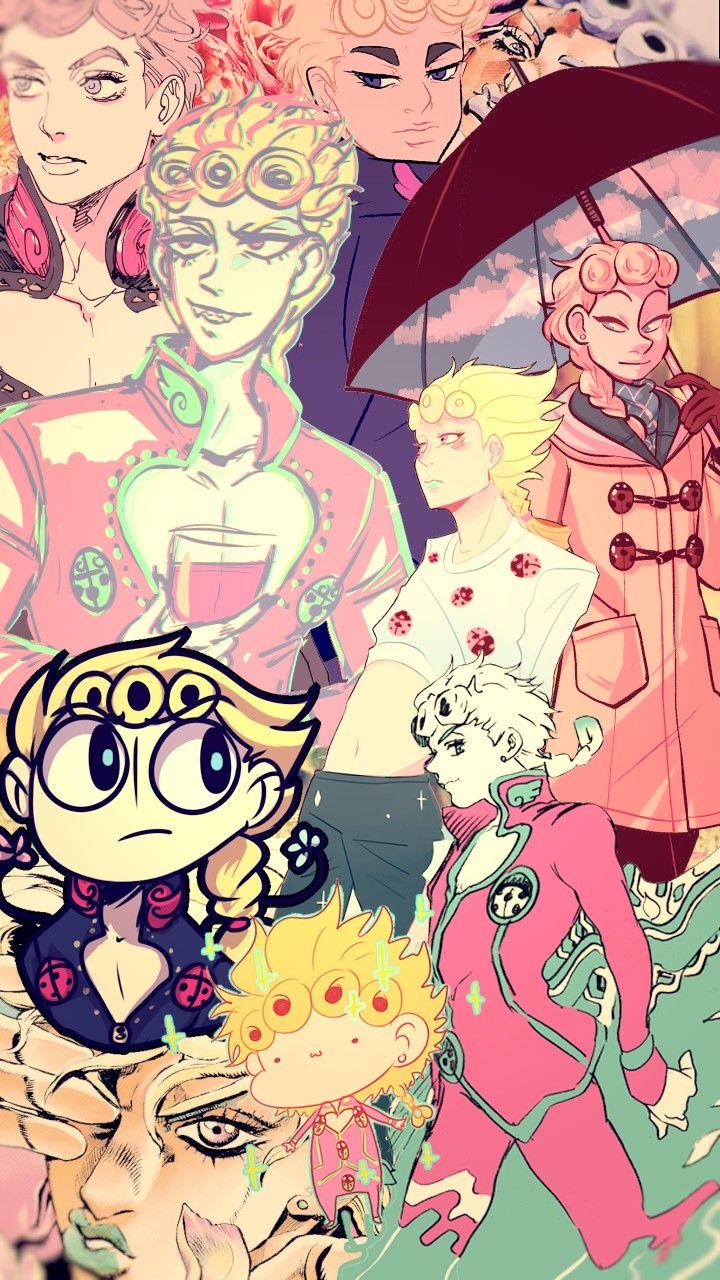 20+ Giorno Giovanna Wallpaper Anime Pics