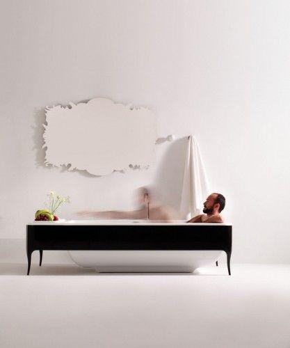 minimalist bathroom bathtub product design ideas
