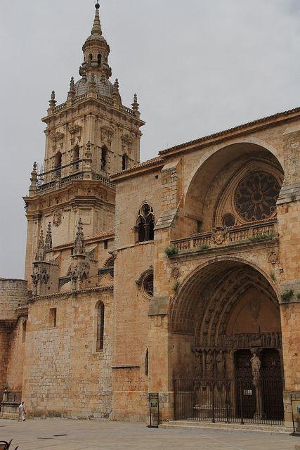 Catedral del Burgo de Osma  Spain