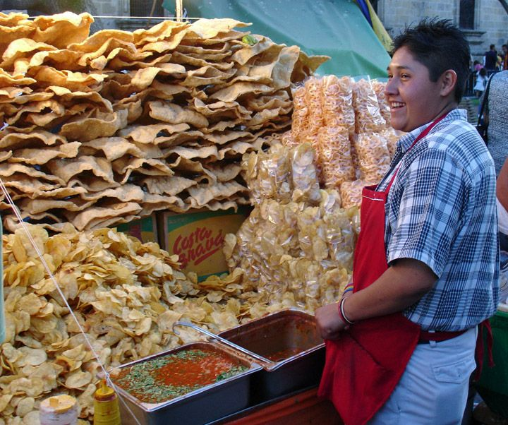 El Paquime Street Food Of Mexico