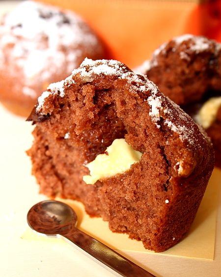 Muffins fara oua