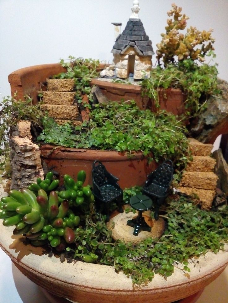 #quisquilie #fairygarden #trullo