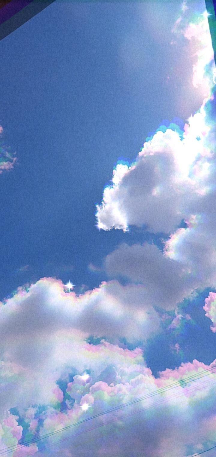 Aesthetic Langit Uwu Langit Ruangan Studio