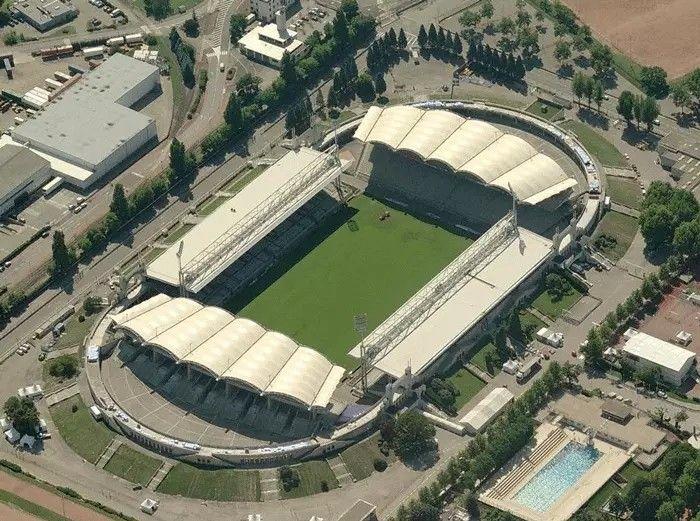 113 best stadiums to visit images on pinterest football stadiums soccer stadium and football. Black Bedroom Furniture Sets. Home Design Ideas