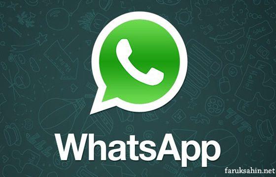WhatsApp'tan Açıklama Geldi Artık Ücretli! - Faruk ŞAHİN #whatsapp