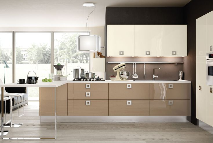 11 best MARTINA / Cucine Lube Moderne images on Pinterest | Kitchens ...