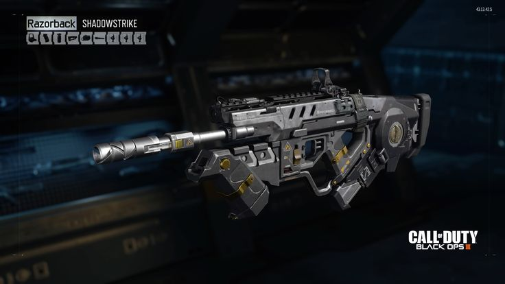 The Best Weapons In Call Of Duty: Black Ops 3 | Opshead | Call of ...