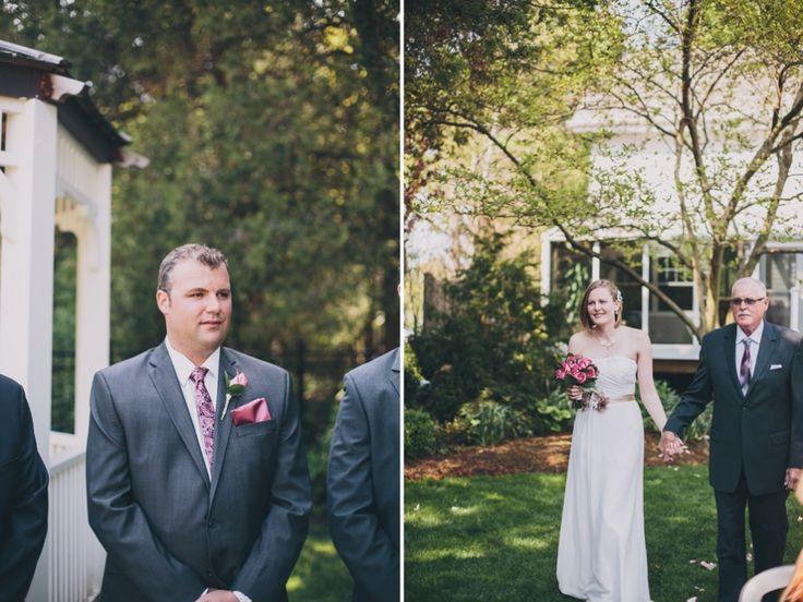 Jennifer + Ryan's Intimate Oban Inn Wedding | Niagara on the Lake Wedding Photographer » E. Baker Photography | Niagara and Hamilton Wedding Photographer