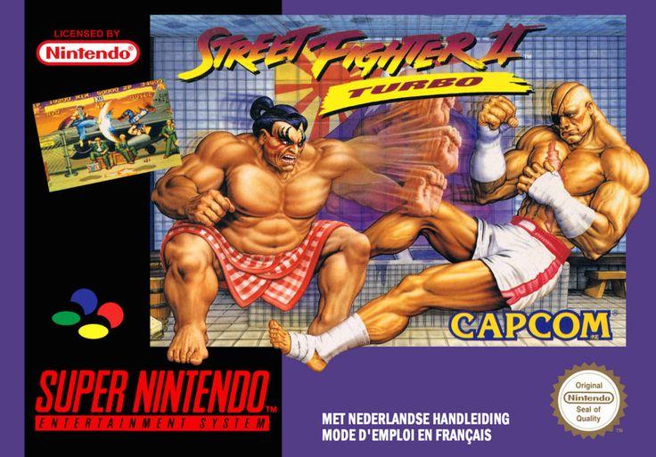 Street Fighter 2 Turbo - Super Nintendo - Acheter vendre sur Référence Gaming