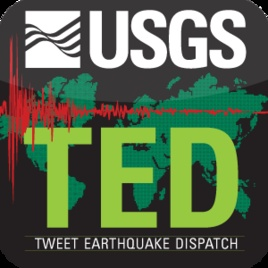 Want to know up to the date information on Earthquakes happening by you?  This gives Real-Time Earthquake Information.