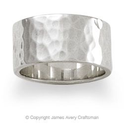 Refleccion Wedding Band from James Avery