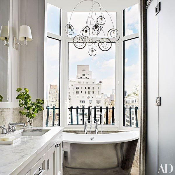 A New York City Apartment Is Transformed Into A Sophisticated Oasis
