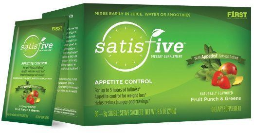 Thanks @supplementpolice for your glowing review of #satisfive! Yes, it DOES curb your appetite naturally for a full 5 hours! Read the review below then get it @GNC #skinny #greendrink