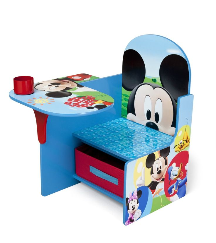 #Mickey Mouse Desk Chair