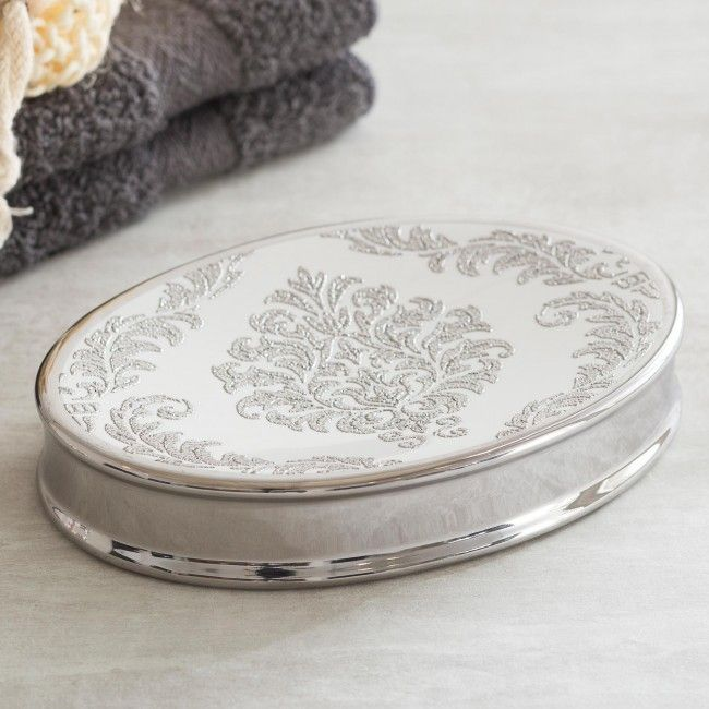 Decorate your bathroom countertop with attractive accessories from Moda at Home. Apart from being functional, these bathroom countertop accessories also make your bathroom clutter-free, enhancing its appearance.