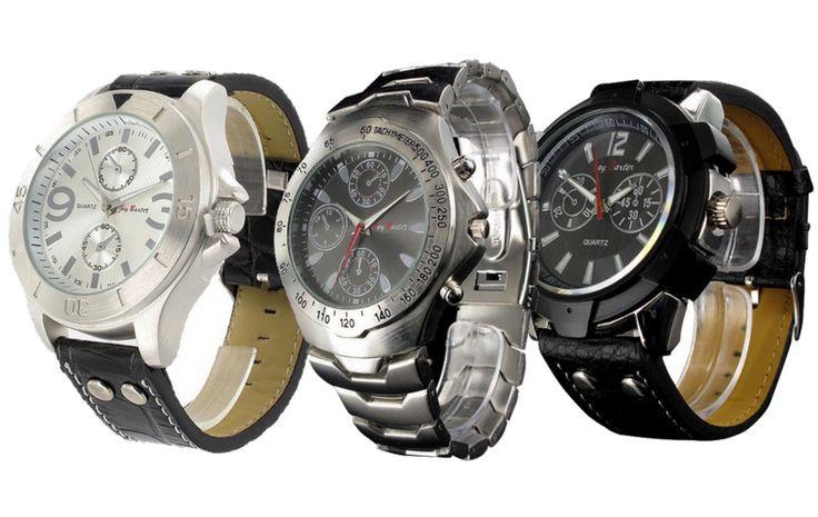 Jay Baxter - A masszív és strapabíró órák márkáj