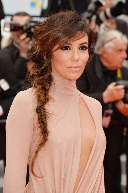 Trenzas Messy Deshechas Hairstyle Celebrities - 4 (© Getty Images Showbit)
