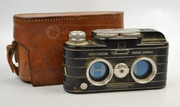 Awesome! Vintage View Master Stereo Film Camera #shopgoodwill #antiquecamera #viewmaster #steampunk #cosplay