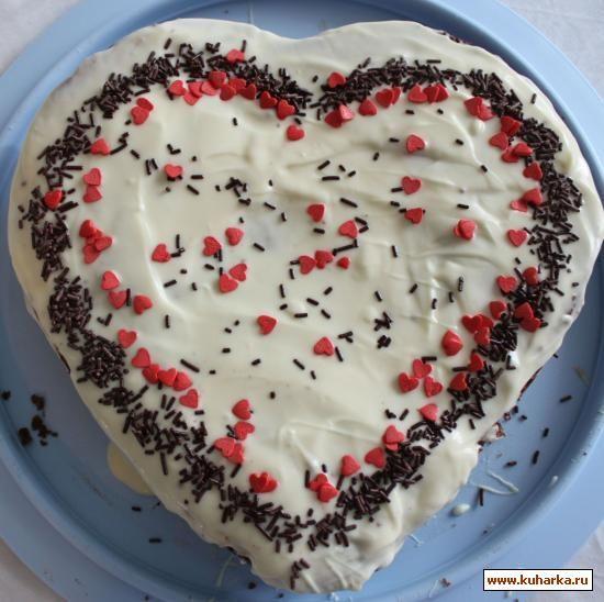 """Рецепт из программы """"Едим дома"""" Ю.Высоцкой, передача """"Репетиция"""" от 16.05.2004. Влажный (что-то среднее между """"Картошкой"""" и брауни) супер-шоколадный торт практически без муки и с необыкновенным запахом и вкусом имбиря. Если вы любите нестандартные сочетания (например, шоколад с перцем чили), то это рецепт для вас!"""