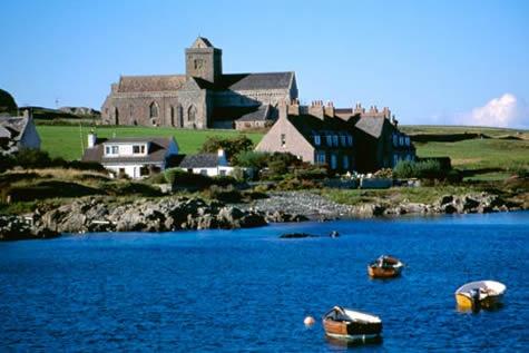 Iona island, Scotland