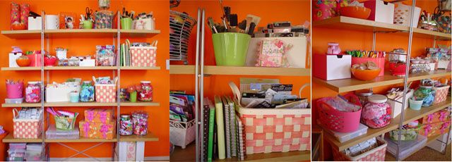 Como decorar y organizar un cuarto para costura ideas for Como organizar mi habitacion