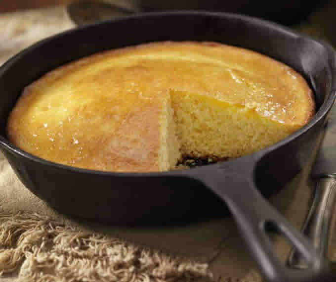 The Ten Commandments of Southern Cornbread Thou shalt not put sugar in thy Cornbread Thou shalt not bake Cornbread in anything but a black preheated hot oiled cast-iron skillet Thou shalt use only pre-heated bacon fat or real butter in ... Read More