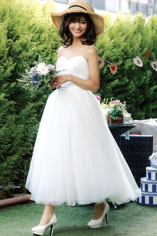 \花嫁さんの救世主/東京〔プラチナドレススタイル〕の35,000円レンタルドレス6選♡にて紹介している画像