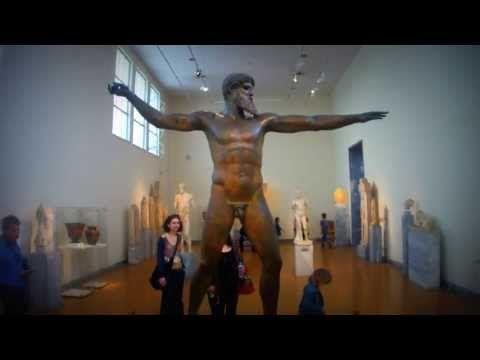 Zante Psarou: Χάλκινο άγαλμα Δία ή Ποσειδώνα - Bronze statue of ...