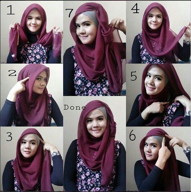 Hijab segi4