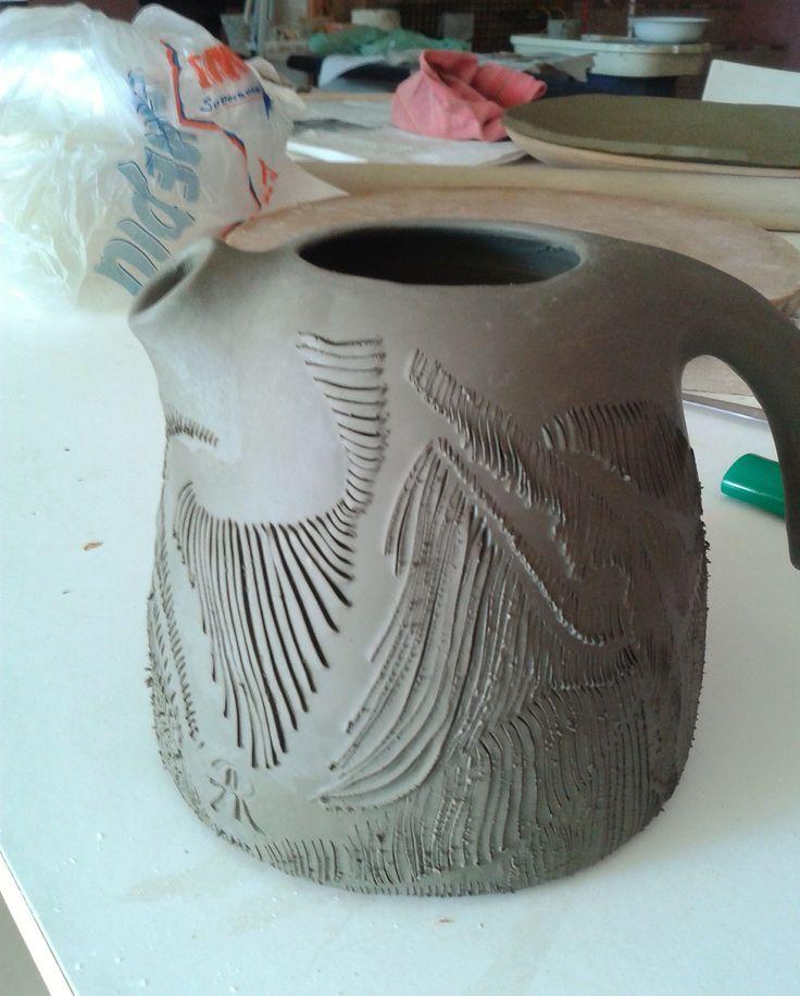 Summer works: teapot