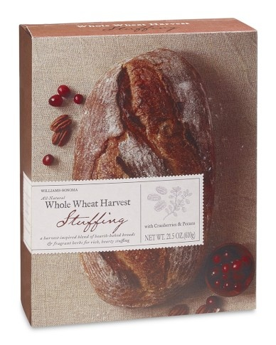 Williams-Sonoma Whole Wheat Harvest Stuffing