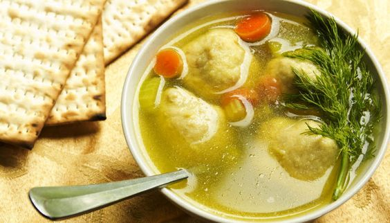 Mom's Matzoh Ball Soup - Powered by @ultimaterecipe