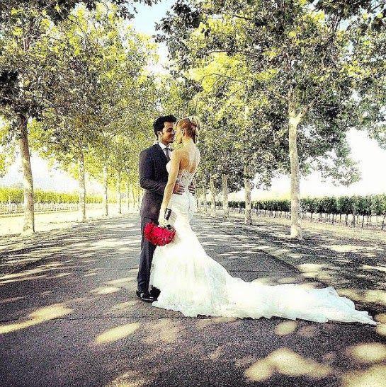 La boda sorpresa de Luis Fonsi con la modelo española Águeda López | Zona Pop Peru