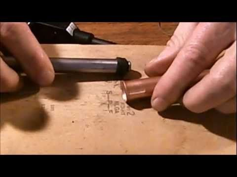 ▶ DIY Fire piston : Another Great Weekend Project - YouTube