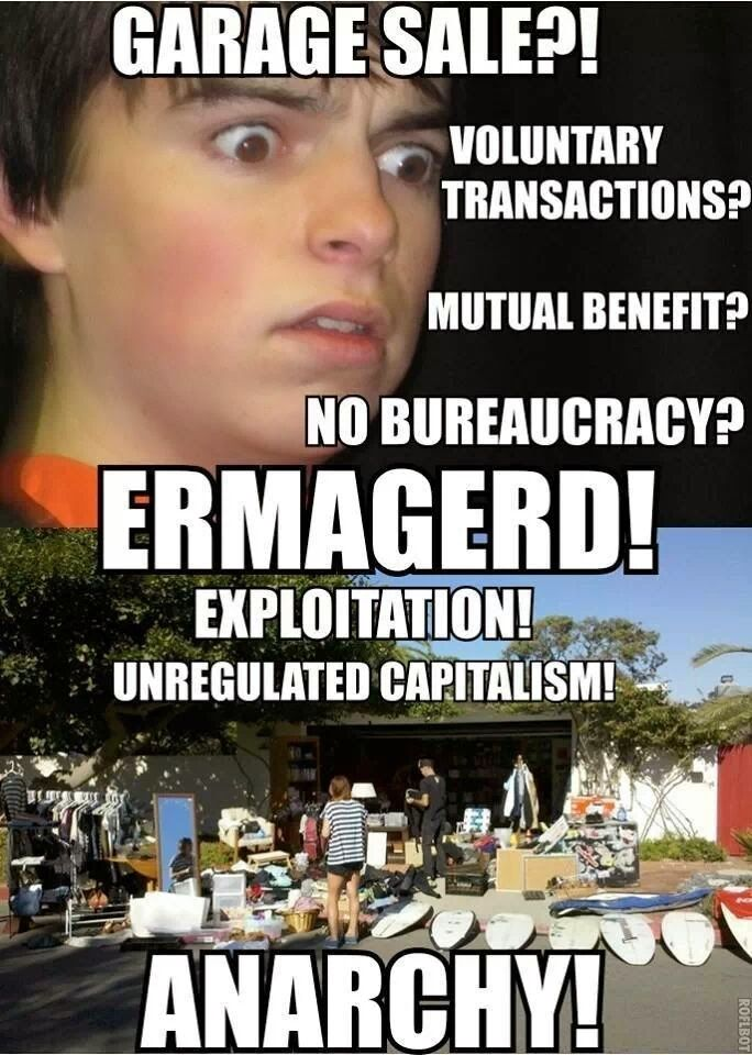 """Liberty, Anarcho-Capitalism, and Self-Rule: Kick off the """"Agorism in Action Weekend"""" with thes..."""