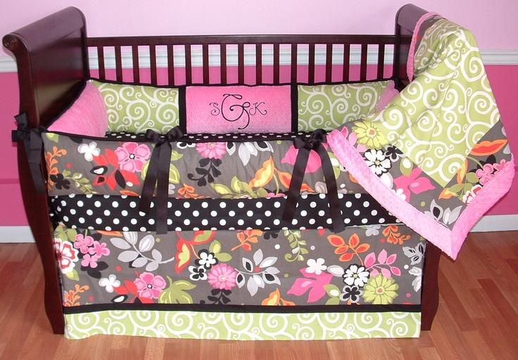 Bedding Baby Girl Crib