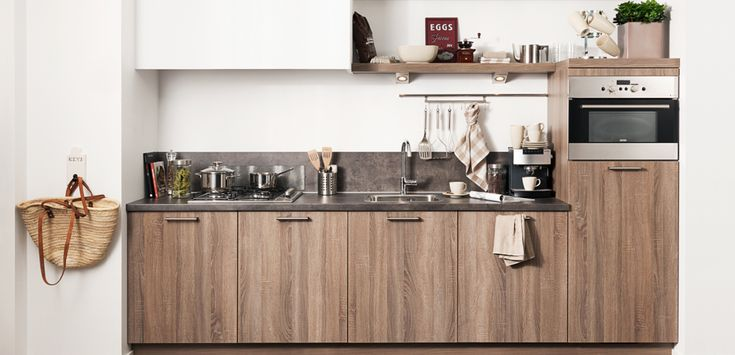 17 beste idee n over kleine keukens op pinterest pantry opslag kleine keuken organisatie en for Kleine amerikaanse keuken met bar