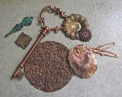 Adding Patina to Copper and Brass: How to Make Your Alternative Metal Designs Pop - Jewelry Making Daily - Jewelry Making Daily