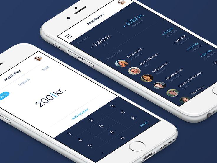 MobilePay re-design