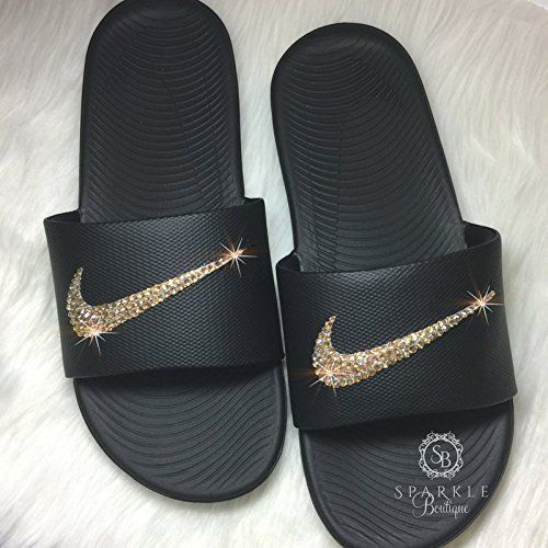 89ccbbe3bf42 cool Gold NIKE Bling