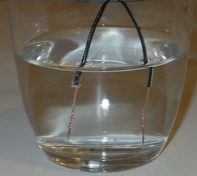 electrolysis scientific experiment Use this experiment to help kids get familiar with electrolysis of water you'll find easy to follow directions and educational resources in this.