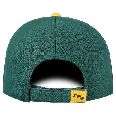 NCAA Baseball Hats Cal Poly Pomona Broncos Team Color, Men's