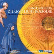 Hörbuch-Cover: Die göttliche Komödie (von Dante Alighieri)