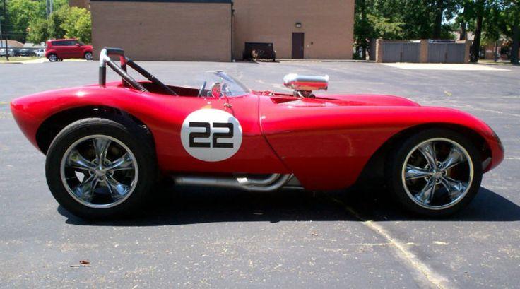 1965 Replica/Kit Makes Cheetah roadster