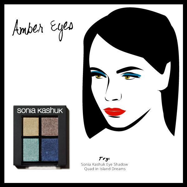 Spring Trend: Green Eyeshadow for Every Eye Color