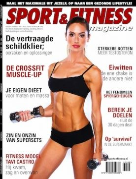 Sport & Fitness Magazine 166, iOS & Android magazine I just like the majority of kind of competitive sports. Like to play odds to.