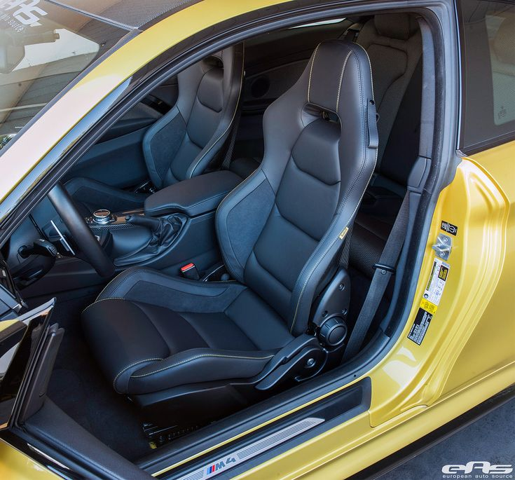 Bmw M3 Interior: Sabelt SPS Racing Seat W/ Carbon Shell Installed In AY M4