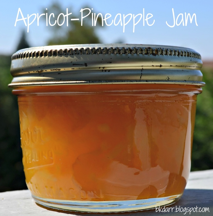 Apricot pineapple preserves chicken recipe